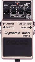 BOSS AW-3 Dynamic Wah педаль для электрогитары