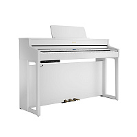 Roland HP702-WH + KSH704/2WH цифровое фортепиано, 88 клавиш, цвет белый