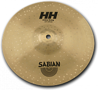"SABIAN HH 10"" China Kang ударный инструмент, тарелка, style Vintage,metal B20,sound Dark, Weight Thin"