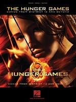 HL00315973 - The Hunger Games: Songs From District 12 And Beyond (PVG) - книга: Сборник песен, 104 страницы, язык - английский