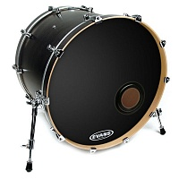"EVANS BD22REMAD  22"" Externally Mounted Ajustable Damping Resonant для бас барабана, черный"