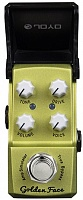 JOYO JF-308 Golden Face Amp Sim Ironman Mini Guitar Effects Pedal эффект гитарный драйв/дисторшн