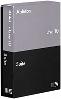 Ableton Live 10 Suite Edition UPG from Live Intro  Обновление программного обеспечения Ableton Live Intro до Ableton Live 10 Suite Edition